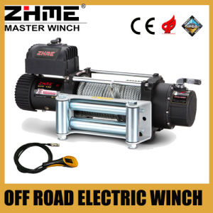 12500lbs 12V 3-Stage Planetary Winch with ISO pictures & photos