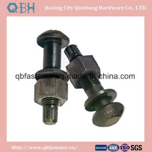 High Strength Bolts 10.9 Alloy Steel pictures & photos