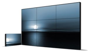 55 Inch Indoor 3.5mm LCD Video Wall Screens with Ultra Narrow Bezel pictures & photos