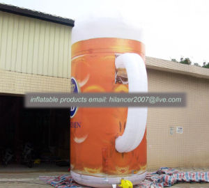 Advertisnig Big Inflatable Big Beer Mug for Sale pictures & photos