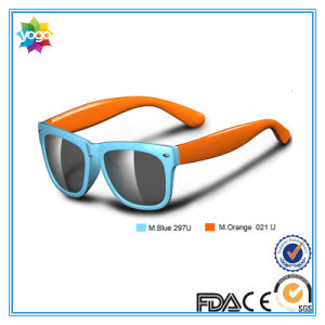 Tr90 Frame Tac Polarized Lens Kids Sunglasses