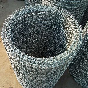 China Manufacturer Heavy Duty Stainless Steel Woven Wire pictures & photos
