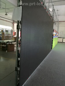 Outdoor/Indoor Rental Video LED Display with Magnetic Front Design Module P3.91, P4.81, P6.25 pictures & photos