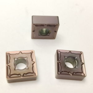 Tungsten Steel Cemented Carbide Clip-Type CNC Indexable Insert pictures & photos