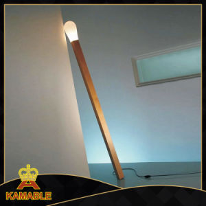 Modern Wood Home Floor Lamp (TF2027 white) pictures & photos
