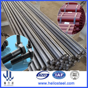 Ss400 A36 S20c AISI1020 SAE1020 Cold Drawn Steel Round Bars pictures & photos