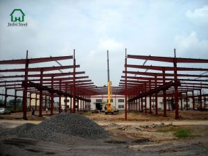 Professional Light Movable Steel Structure for Warehouse and Warehouse