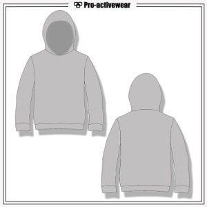 Custom Fashionable Design Sportswear Factory Price Wholesale Hoodie Sweatshirt pictures & photos