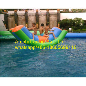Water Inflatable Seesaw/Adult Seesaw/Inflatable Playground Seesaw pictures & photos