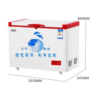 48kg Single Temperature Top Open Single Door Chest Freezer pictures & photos