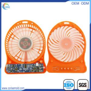 Mini USB Fan Automotive Electronics Parts PVC Plastic Injection Mould pictures & photos