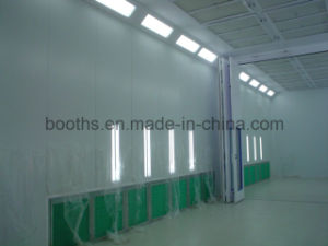 Ce Large Auto Paint Booth Environment pictures & photos