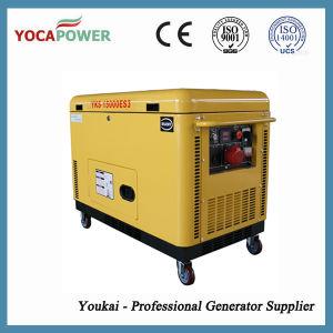 Electric Silent Generator 10 kVA Motor Generator Sets pictures & photos
