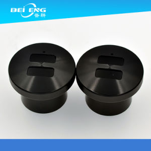 Black Anodized Metal Charger Accessories / Auto Parts by Guangdong Factory pictures & photos