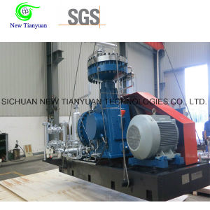 20MPa Working Pressure Small Occupation Diaphragm Hydrogen Compressor pictures & photos