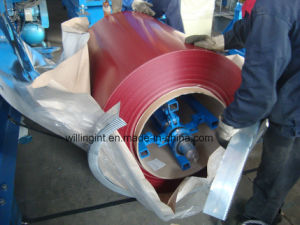 50G/M2 Zinc Coating PPGI PPGL Colored Steel Coils pictures & photos
