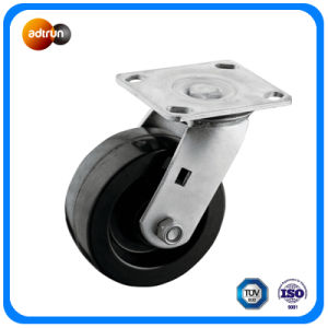 "Heavy Duty 5"" Swivel Roller Bearing Casters pictures & photos"