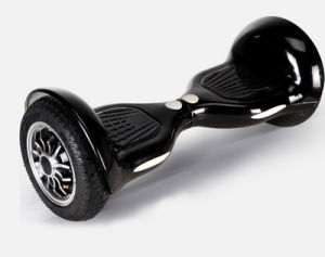 10 Inch Rubber Tire Two Wheel Smart Hoverboard with 36V LG Lithium-Ion Battery pictures & photos