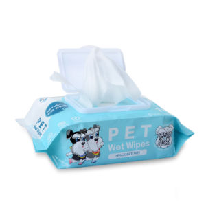 Pet Cleaning Supplies Dog Sterilization Wet Wipes Away Tears pictures & photos
