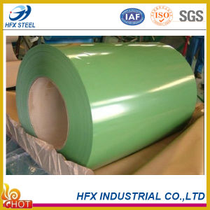Steel Coil Type and Galvanized Surface Treatment Color Coated Steel Sheets pictures & photos