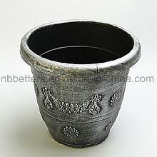 Planter Pot for Tree, Bulk Plastic Flower Pots, Colorful Plastic Flower Pots pictures & photos