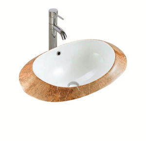 Yz1306 Ceramic Sanitary Ware Art Basin pictures & photos