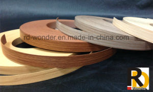 Furniture Wood Grain Furniture PVC Edge Banding pictures & photos