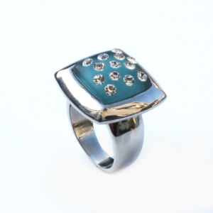 Fashion Women Artificial Lucky Stone Ring Jewelry Wholesale pictures & photos