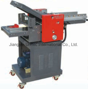 Best Selling Hot Products Black Paper Folder Machine Hb 382SA