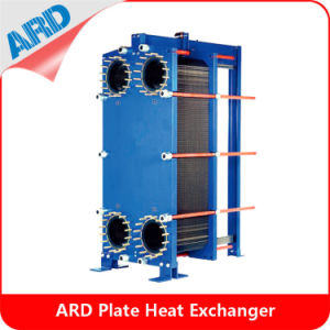 Ss304/Ss316L Alfa Laval Plate Heat Exchanger for Water to Oil/Water Cooling pictures & photos