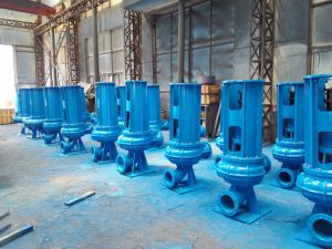 Big Capacity and High Head Vertical Centrifugal Pump pictures & photos