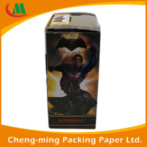 Wholesale OEM Printed Paper Gift Box with Clear PVC Window pictures & photos