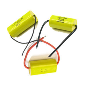 10UF/1600V Cbb20 Capacitor Soft Wire pictures & photos
