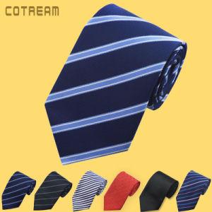 Wholesale Fashion Stripe Polyester Necktie (A009)