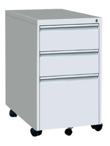 Powder Coating Steel Metal Rack Filing Cabinet (bookcase, bookshelf) (HX-ST071) pictures & photos