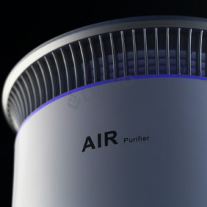 Desktop HEPA Home Air Purifier pictures & photos