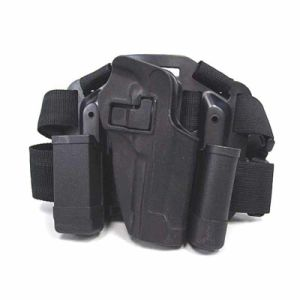 Tactical Drop Leg Beretta Holster of M92 Airsoft Pistol Holster pictures & photos