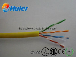 Fluke Copper UTP Cat5e LAN Cable for Outdoor Use pictures & photos