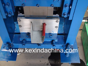 Kxd Square Rain Gutter Making Machine for Sale pictures & photos