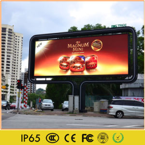 Outdoor HD Exhibition Conference Advertisement LED Screen pictures & photos