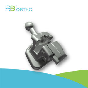Orthodontic Dental Metal Self-Ligating Bracket