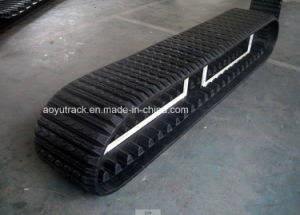 Rubber Track for Cat 287 Loaders pictures & photos