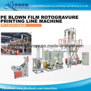 Film Blowing Printing Connect-Line Set pictures & photos