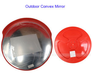 Hot Sale Traffic Safety Circular Outdoor Convex Mirror pictures & photos