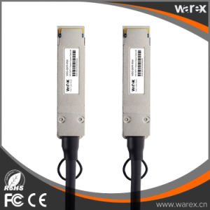 5m (16FT) HPE 720202-B21 Compatible 40G QSFP+ Direct Attach Copper Cable pictures & photos
