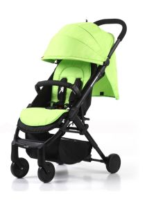 New Design Aluminum Frame Fold Baby Stroller with European Standard pictures & photos