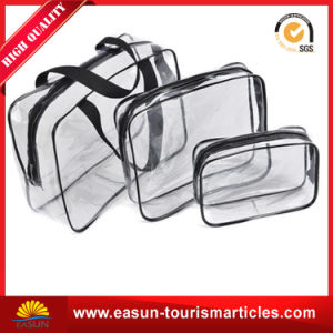 Customized New Design PVC Travel Amenity Bags pictures & photos