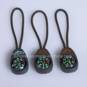 Custom Design High Quality Silicone Zipper Pull pictures & photos