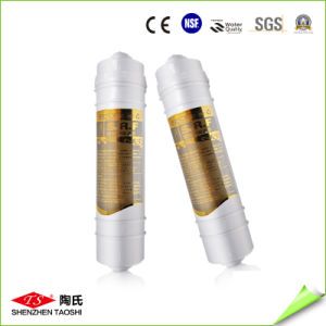 Inline Udf Granular Activated Carbon Filter Cartridge pictures & photos