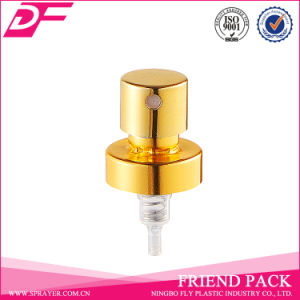 High Quality Metal Silver Perfume Cosmetic Sprayers